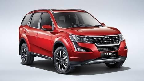 Mahindra XUV500 2019 W7