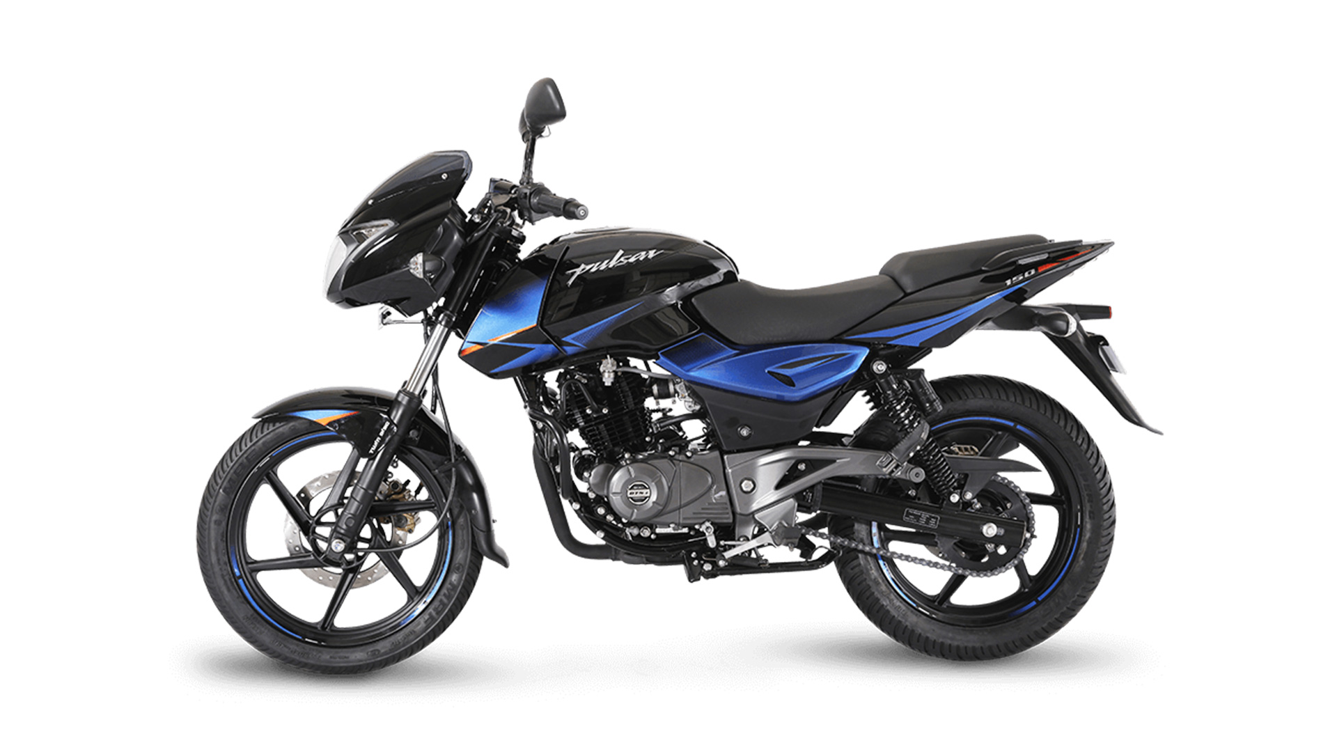 Bajaj Pulsar 150 Dts I 2018 Twin Disc Price Mileage Reviews Led Or Lamp Pulser Gallery