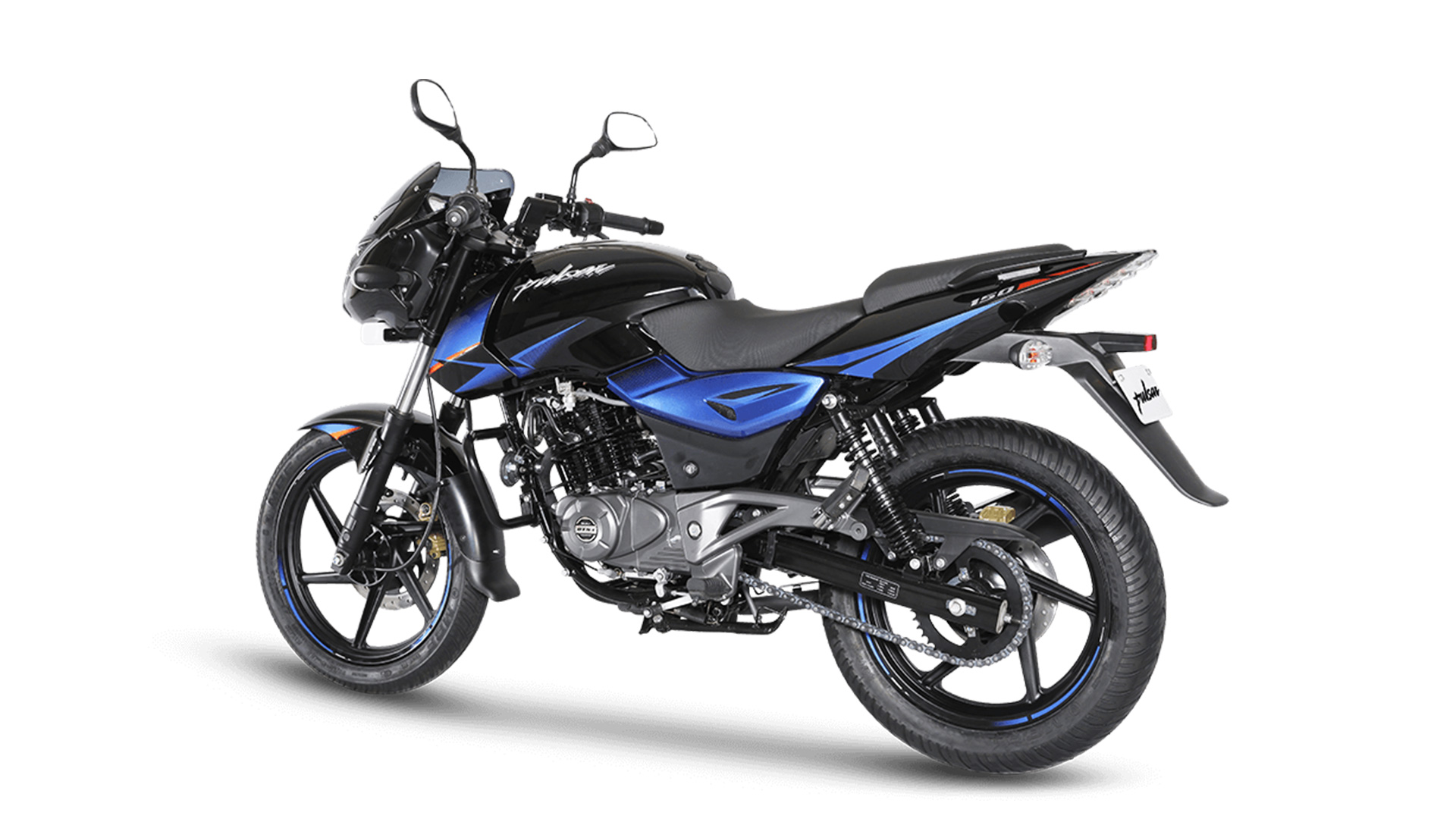 Bajaj Pulsar 150 DTS-i 2019 Neon - Price, Mileage, Reviews
