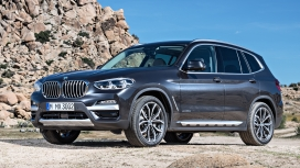 BMW X3 2018 xDrive20d Luxury Line