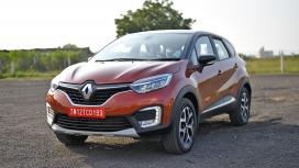 Renault Captur 2018 Petrol RxL