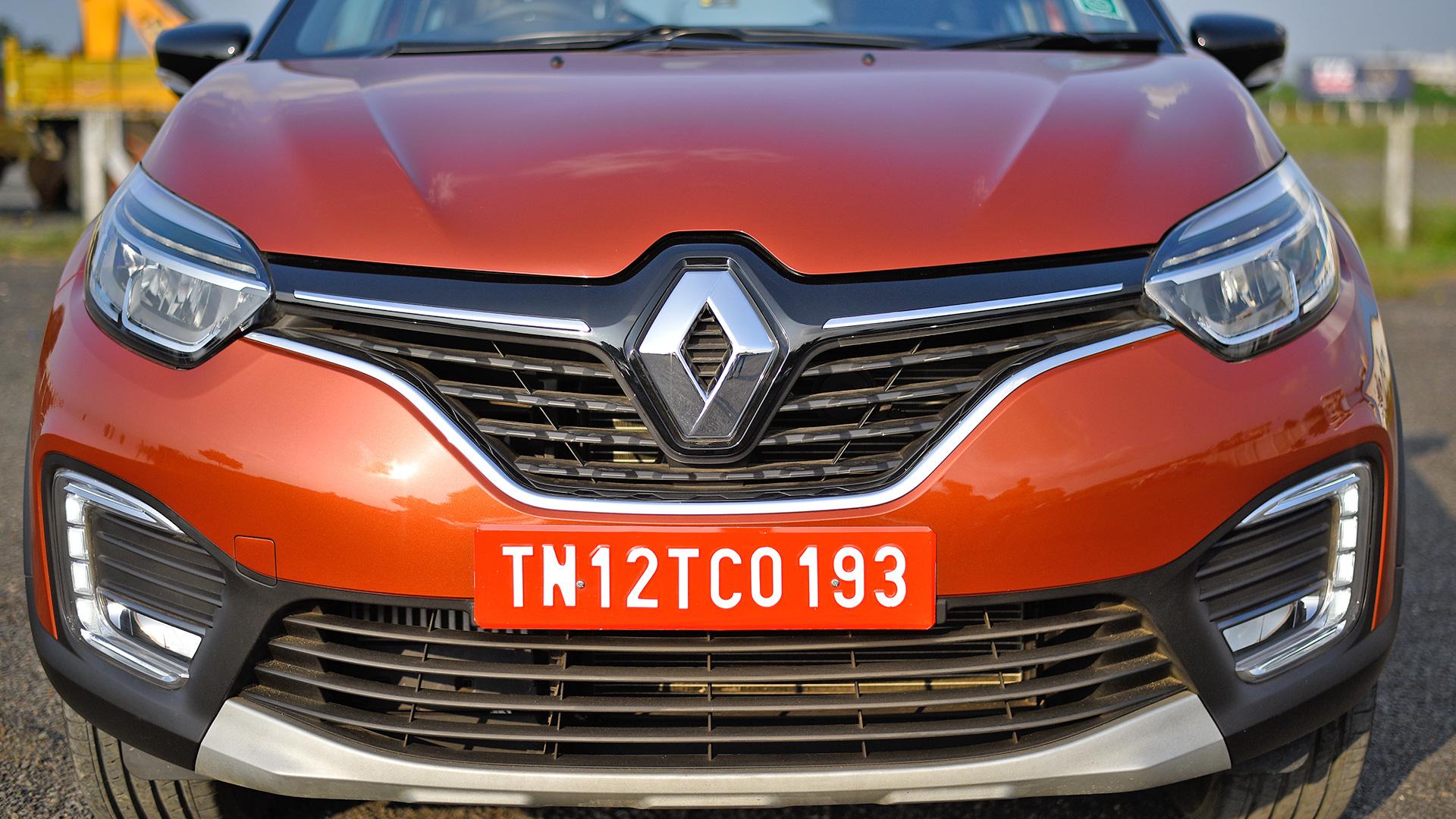 Renault Captur 2018 Petrol RxT Exterior