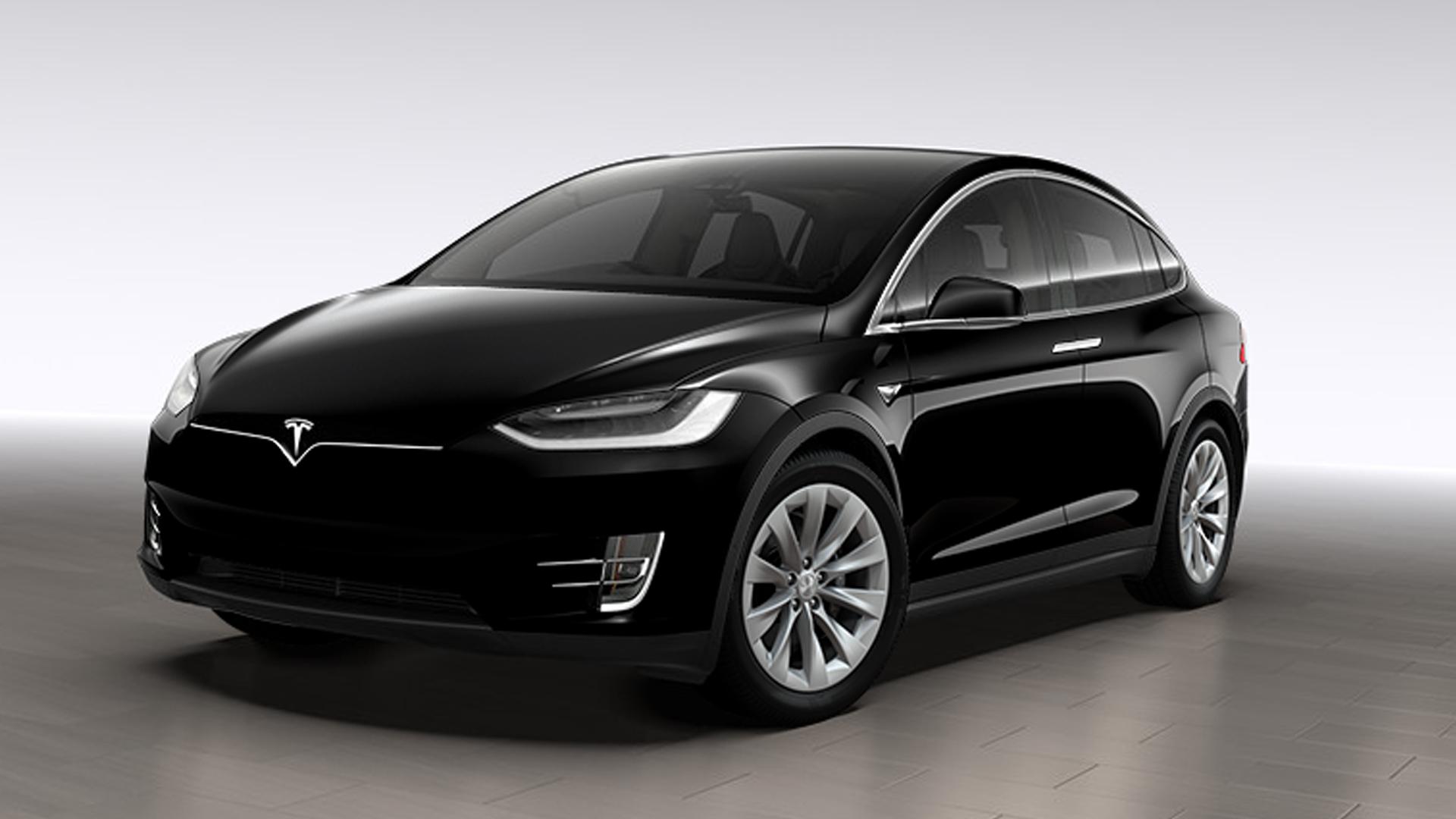 Tesla Model X 2018 P100D