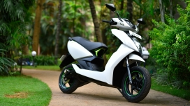 Ather Energy 450 2018 STD