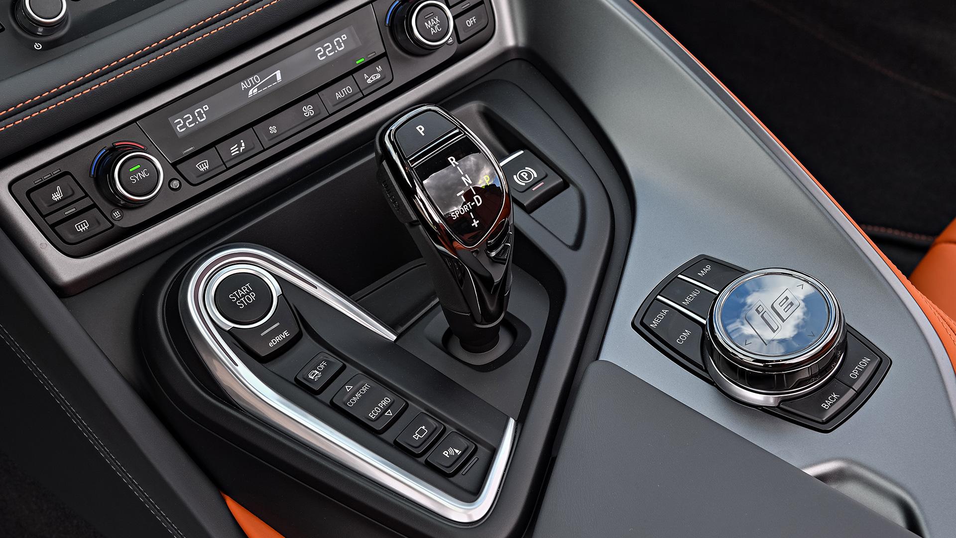 Bmw I8 2018 Roadster Interior Car Photos Overdrive