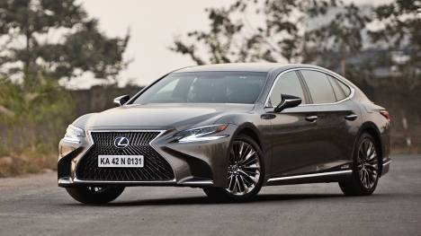Lexus LS 500h 2018 Ultra Luxury