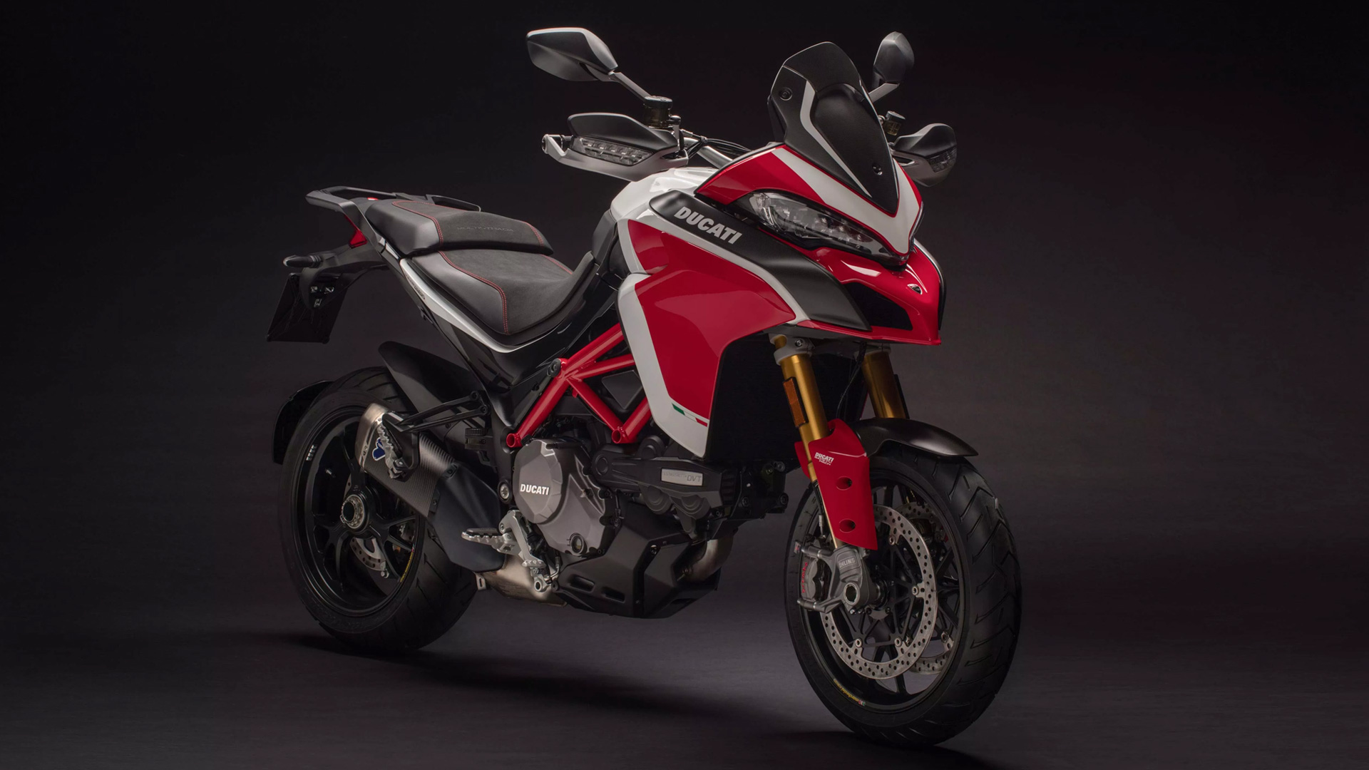 Ducati Multistrada 1260 Pikes Peak 2018 STD