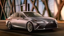 Lexus ES 300H 2018 STD