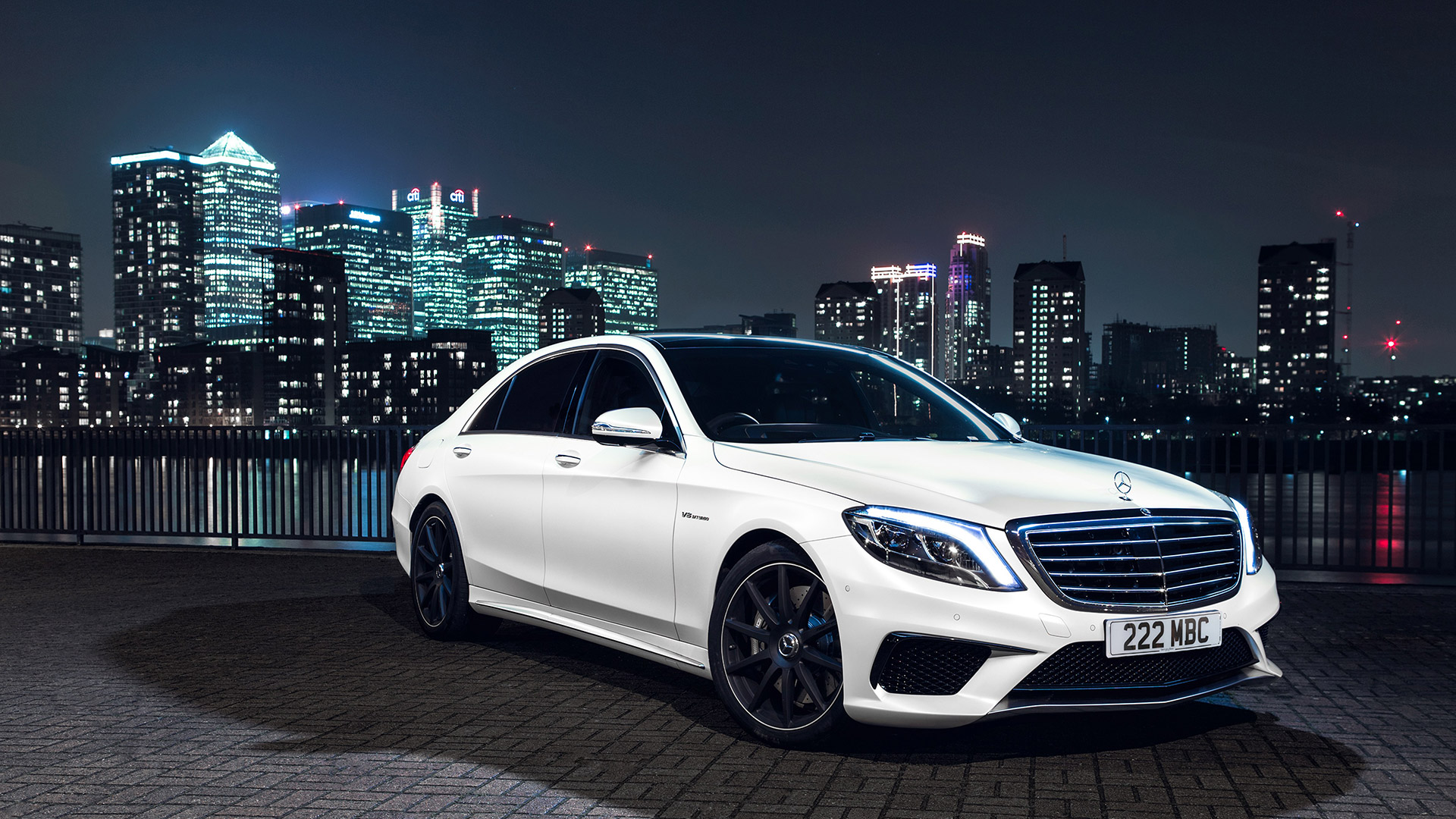 Mercedes-Benz S63 AMG Coupe 2018 STD