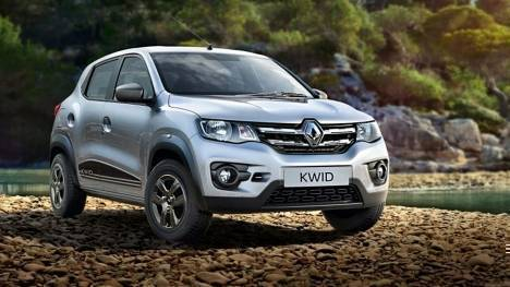 2019 Renault Kwid Facelift Launch Date Announced