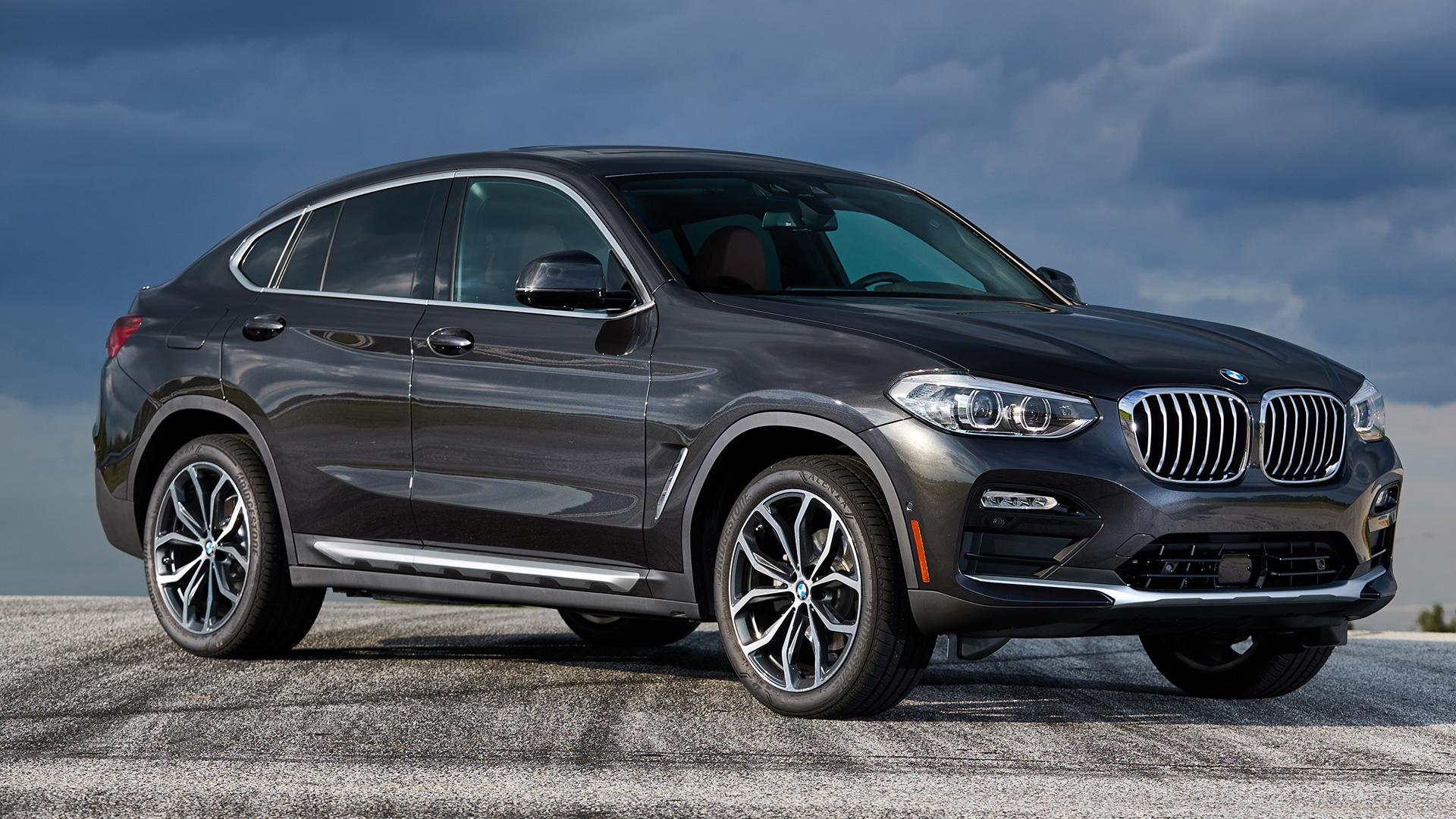 BMW X4 2018 STD