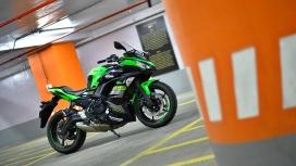 Kawasaki Ninja 650 2018 STD