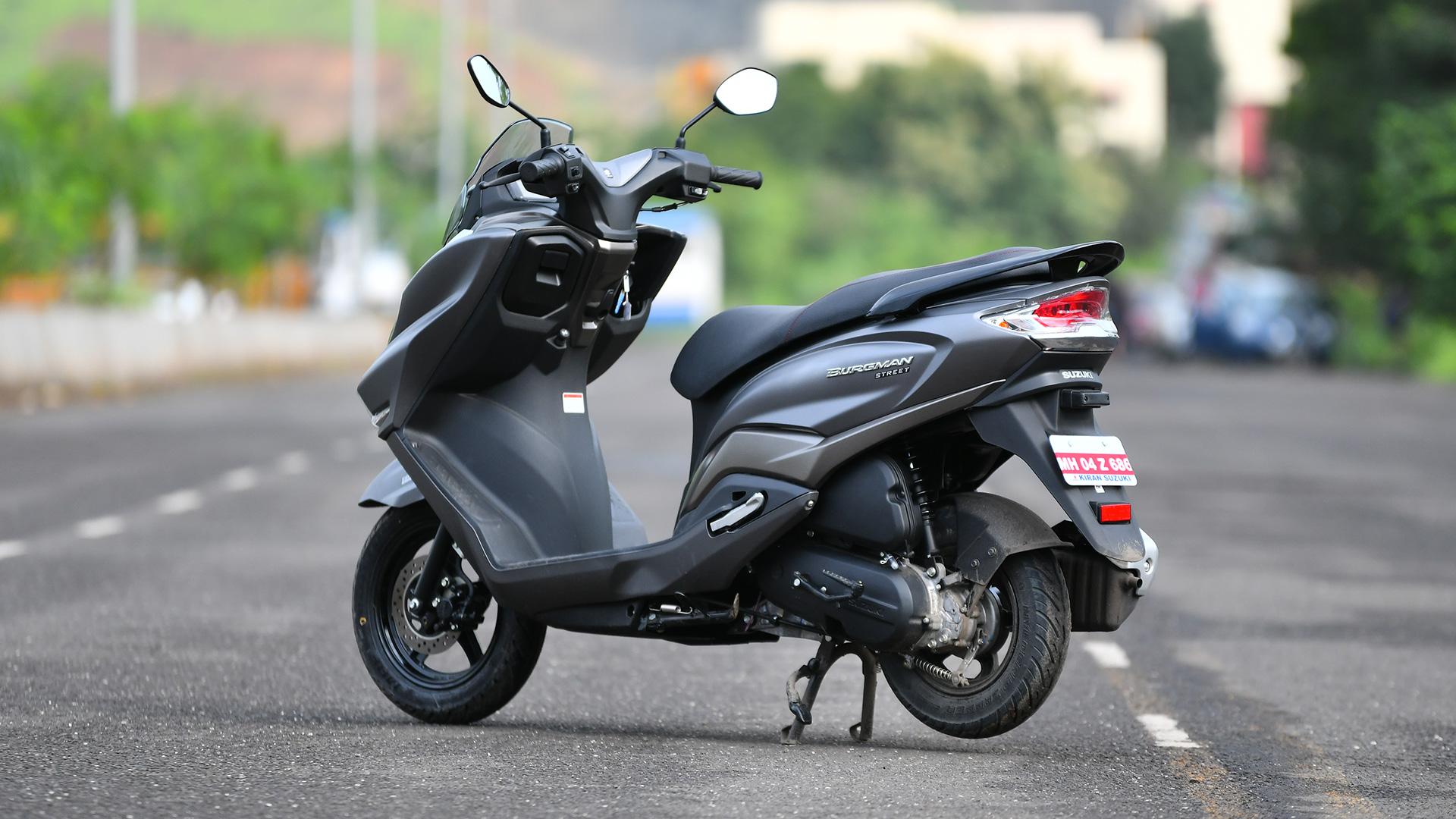 Suzuki Burgman 2020 Street 125 - Price, Mileage, Reviews, Specification,  Gallery - Overdrive