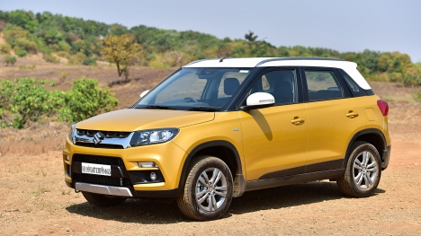Maruti Suzuki Vitara Brezza 2018 Price Mileage Reviews