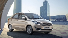 Ford Aspire 2018 Petrol 1.2MT Ambiente