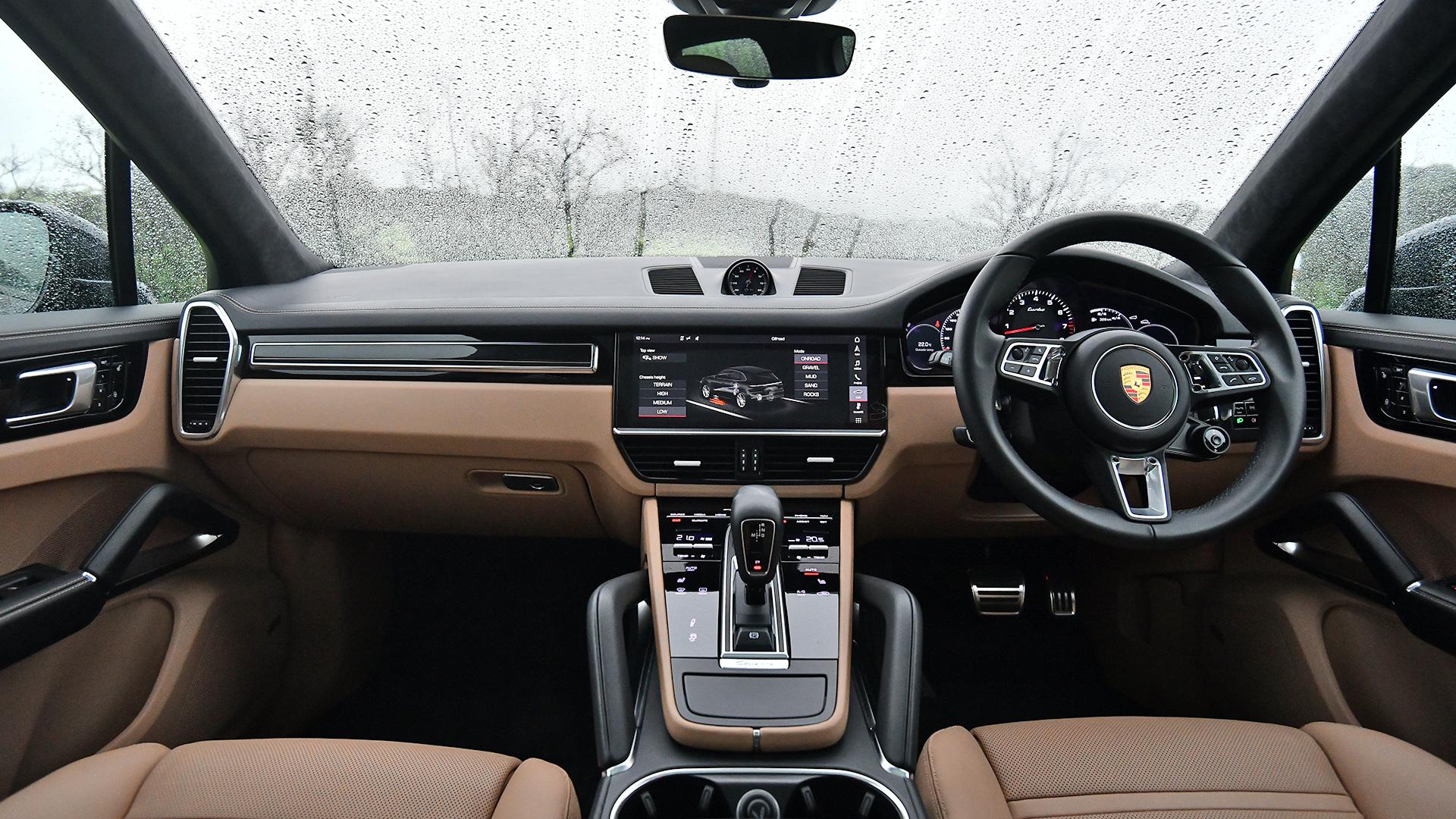Porsche cayenne 2020 price in india