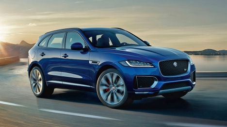 Jaguar F Pace 2019 Price Mileage Reviews Specification Gallery