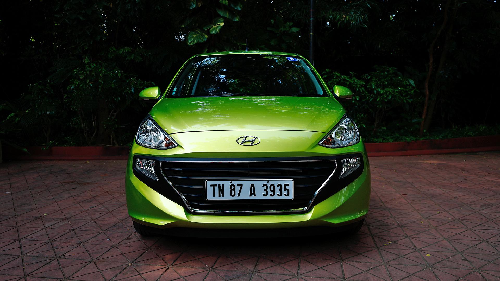 Hyundai Santro 2019 Asta Exterior
