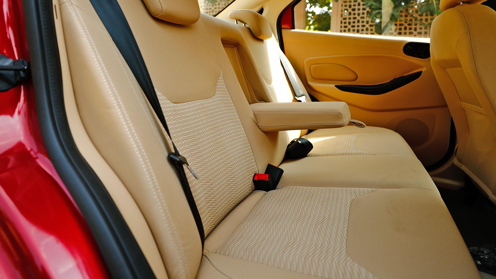 Ford Aspire 2018 Petrol 1.5AT Titanium Interior