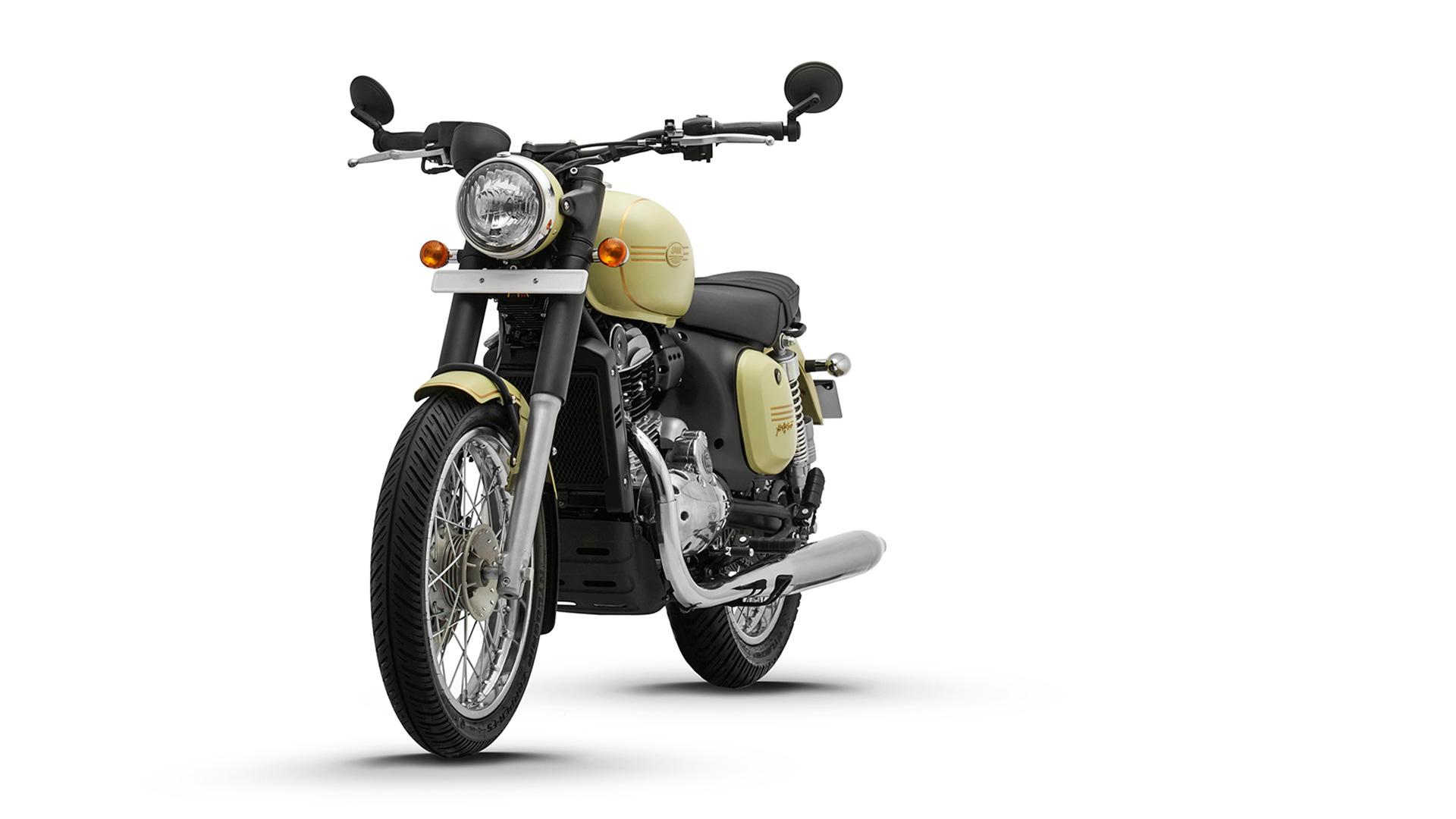 Jawa Motorcycles Jawa Forty Two 2018