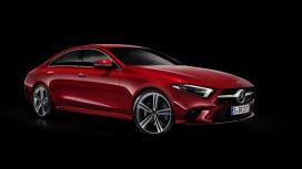 Mercedes-Benz CLS 2019 300d