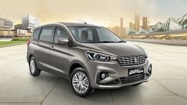 Maruti Suzuki Ertiga 2019 Zxi AT
