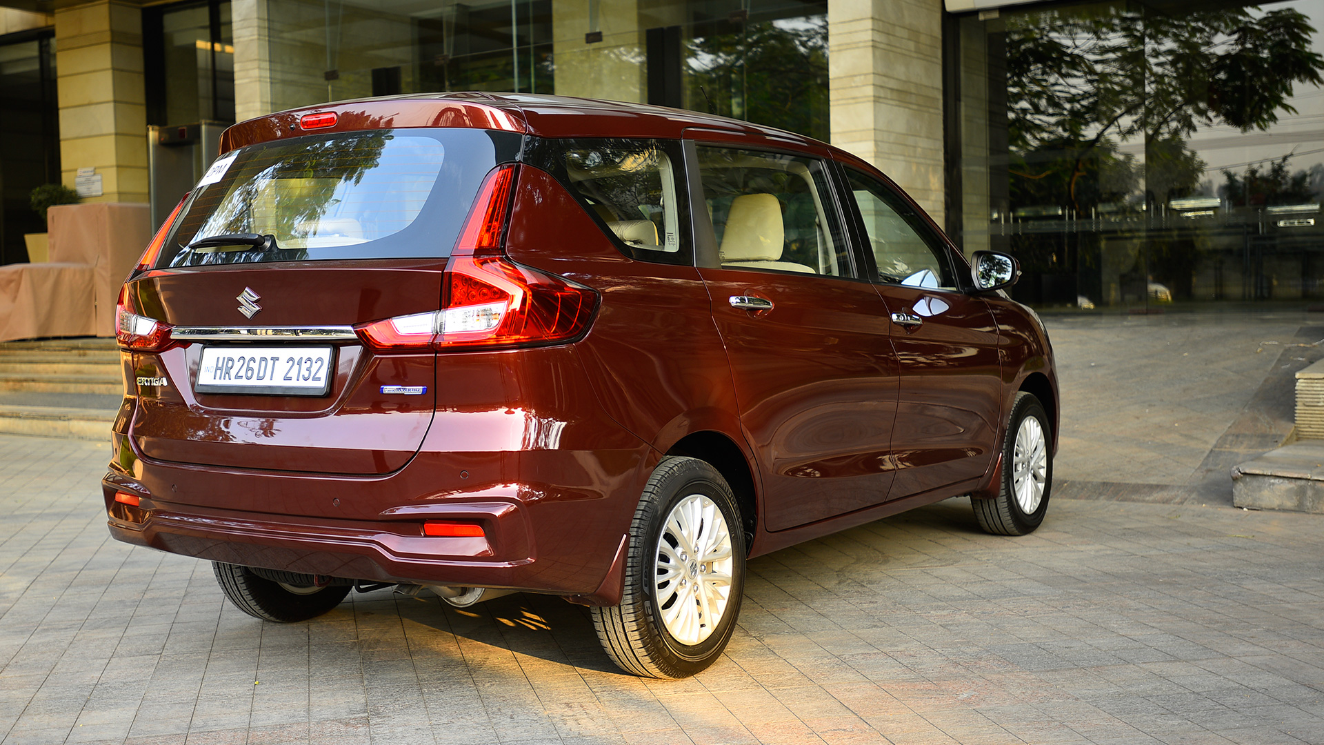 Maruti Suzuki Ertiga 2019 Price Mileage Reviews Specification