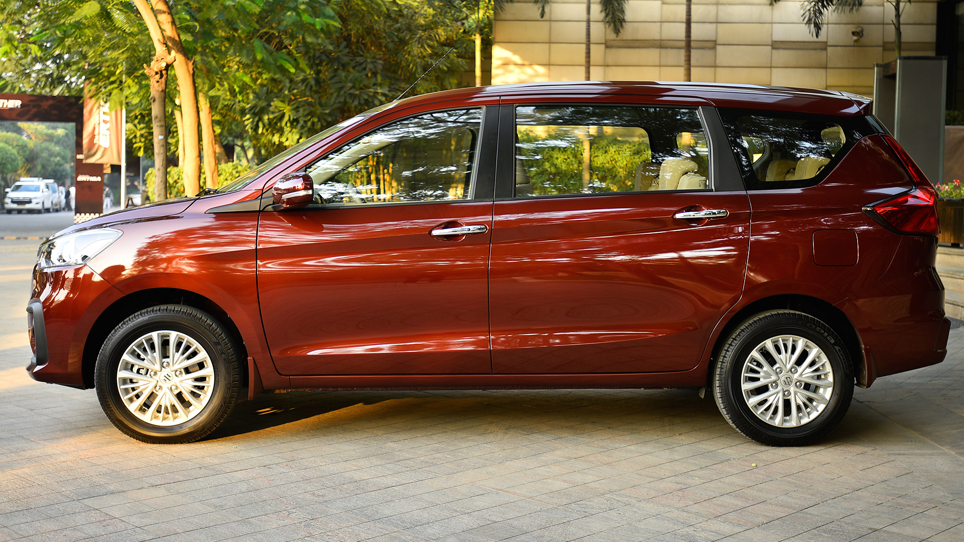 Maruti Suzuki Ertiga 2020 - Price, Mileage, Reviews, Specification ...