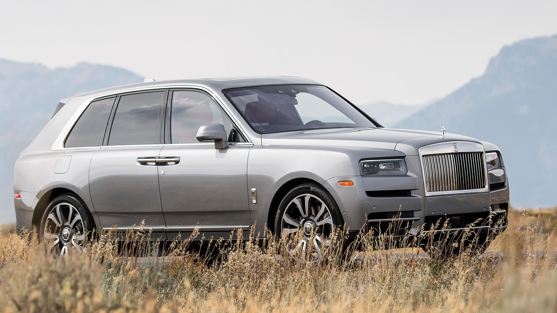 Rolls Royce Cullinan 2019 Exterior