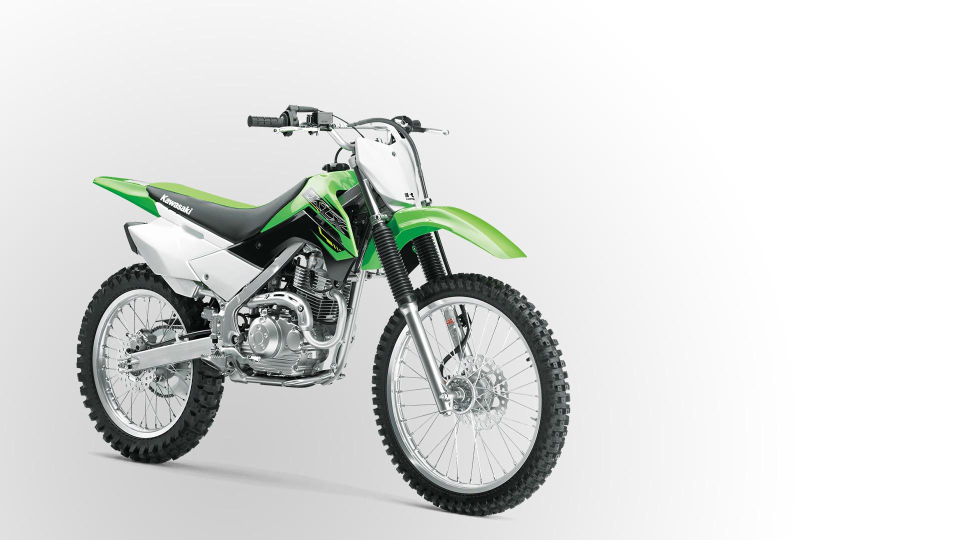 Kawasaki KLX140G 2019 STD