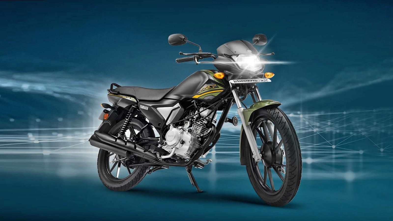 Image result for Yamaha Saluto RX