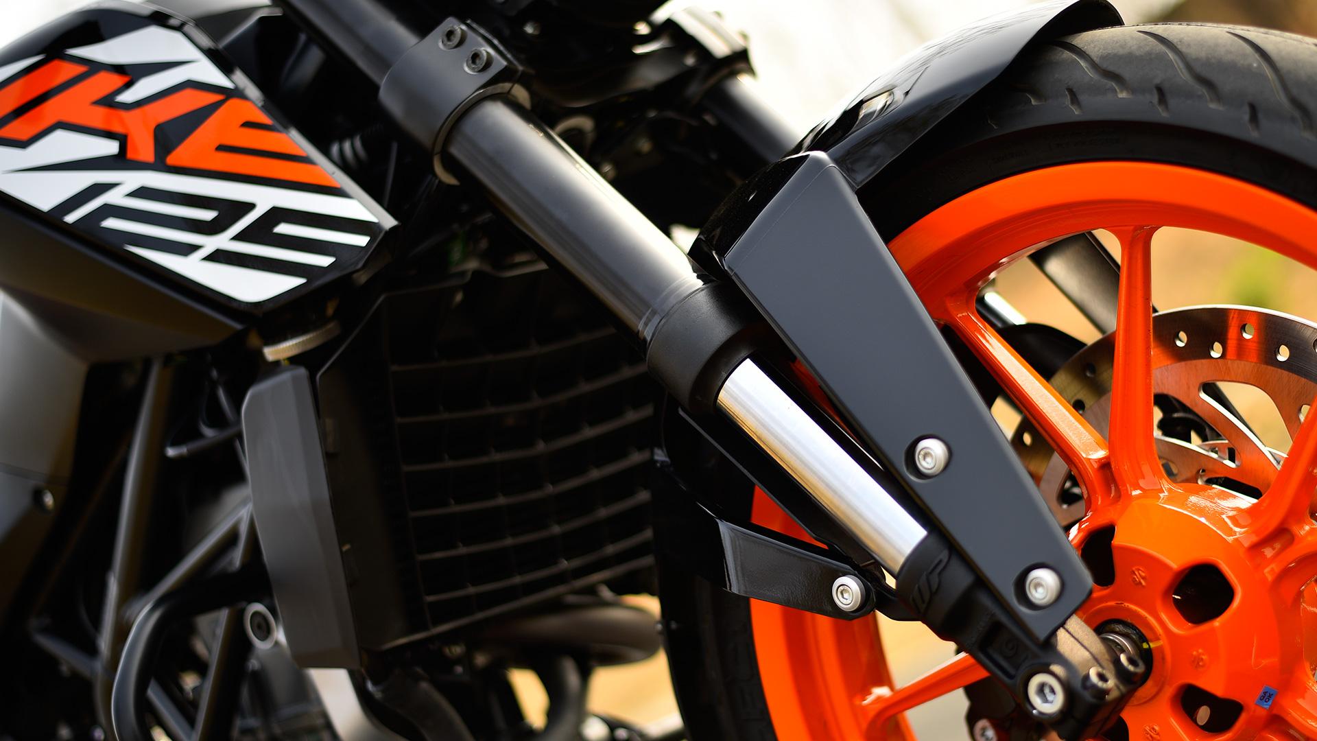 KTM 125 Duke 2019 ABS