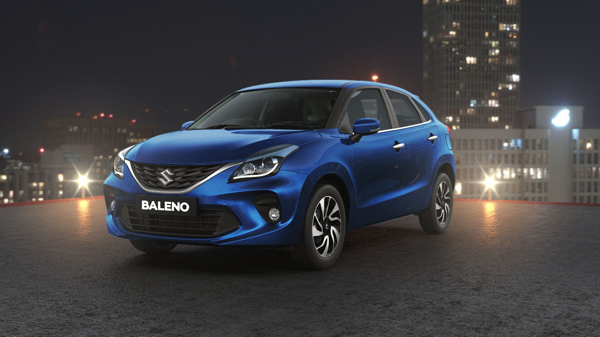Maruti Suzuki Baleno 2019 - Price, Mileage, Reviews, Specification ...