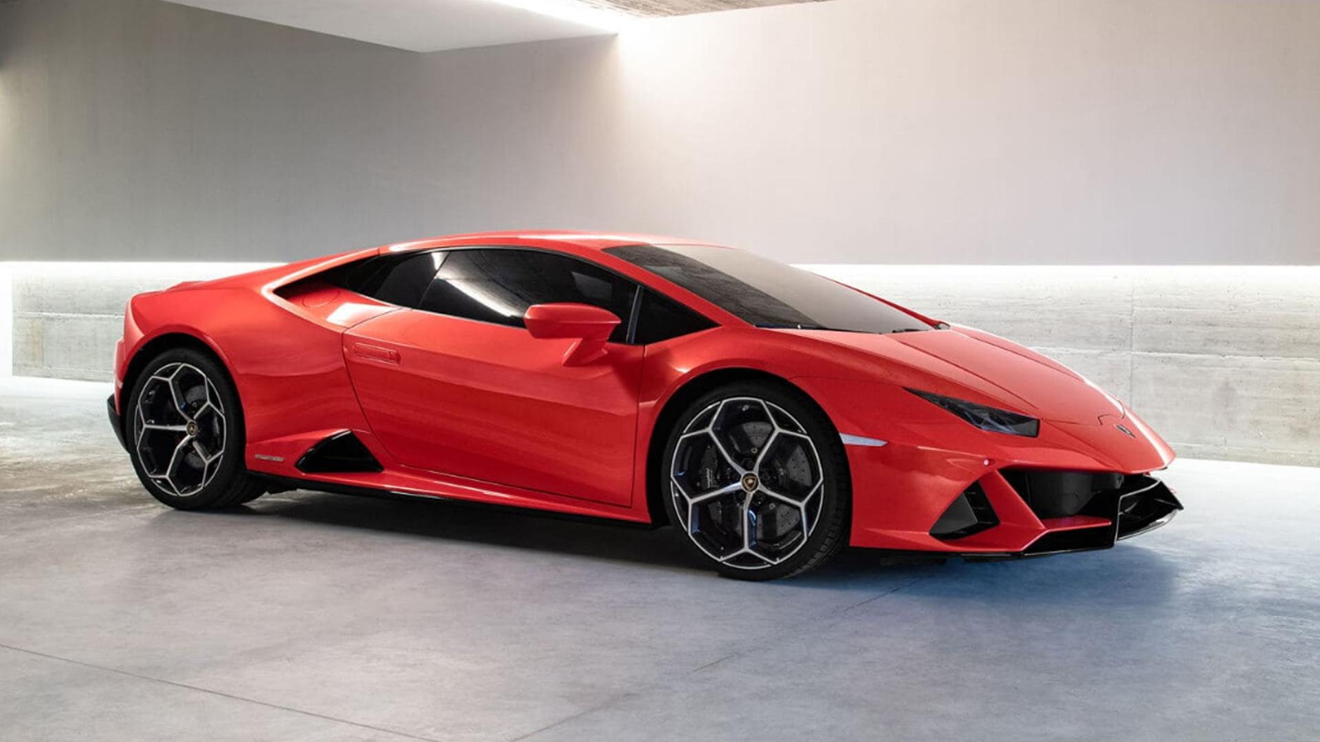 Lamborghini Huracan 2019 EVO Exterior