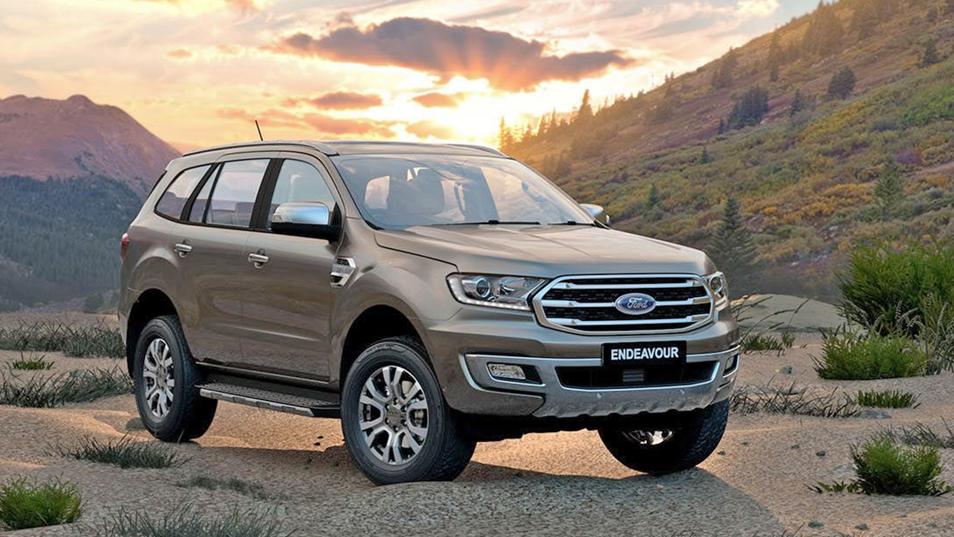Ford Endeavour 2019 3.2 AT Titanium+ 4x4