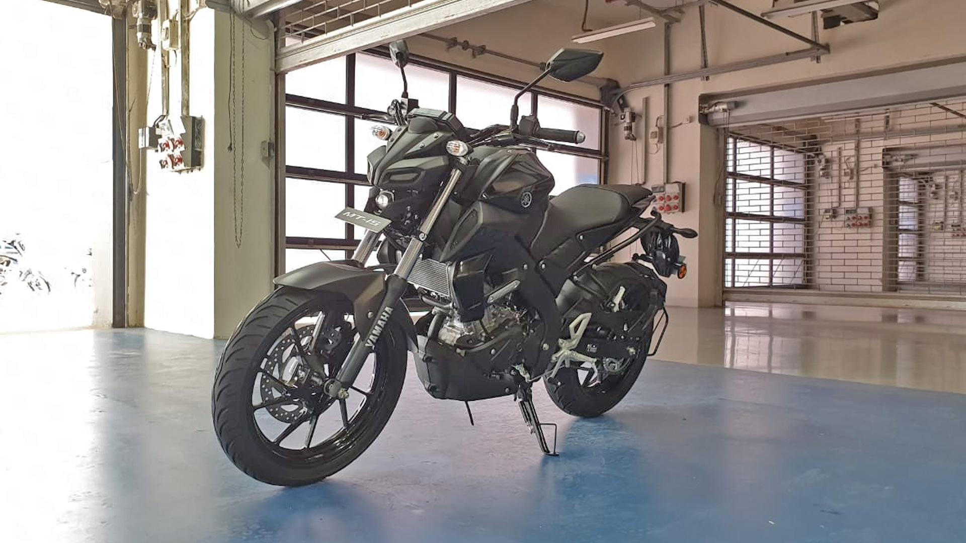 Yamaha MT-15 2019