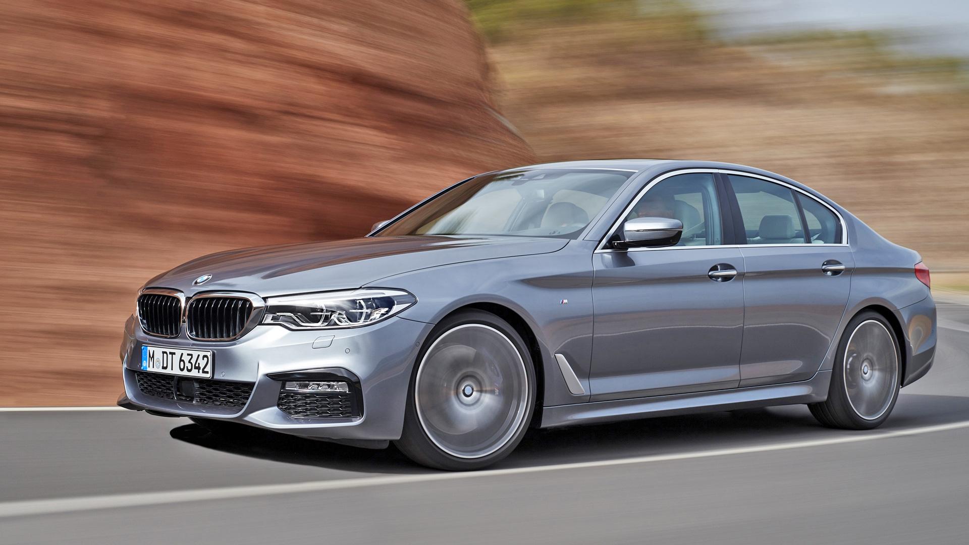 BMW 5 Series 2019 530i M Sport