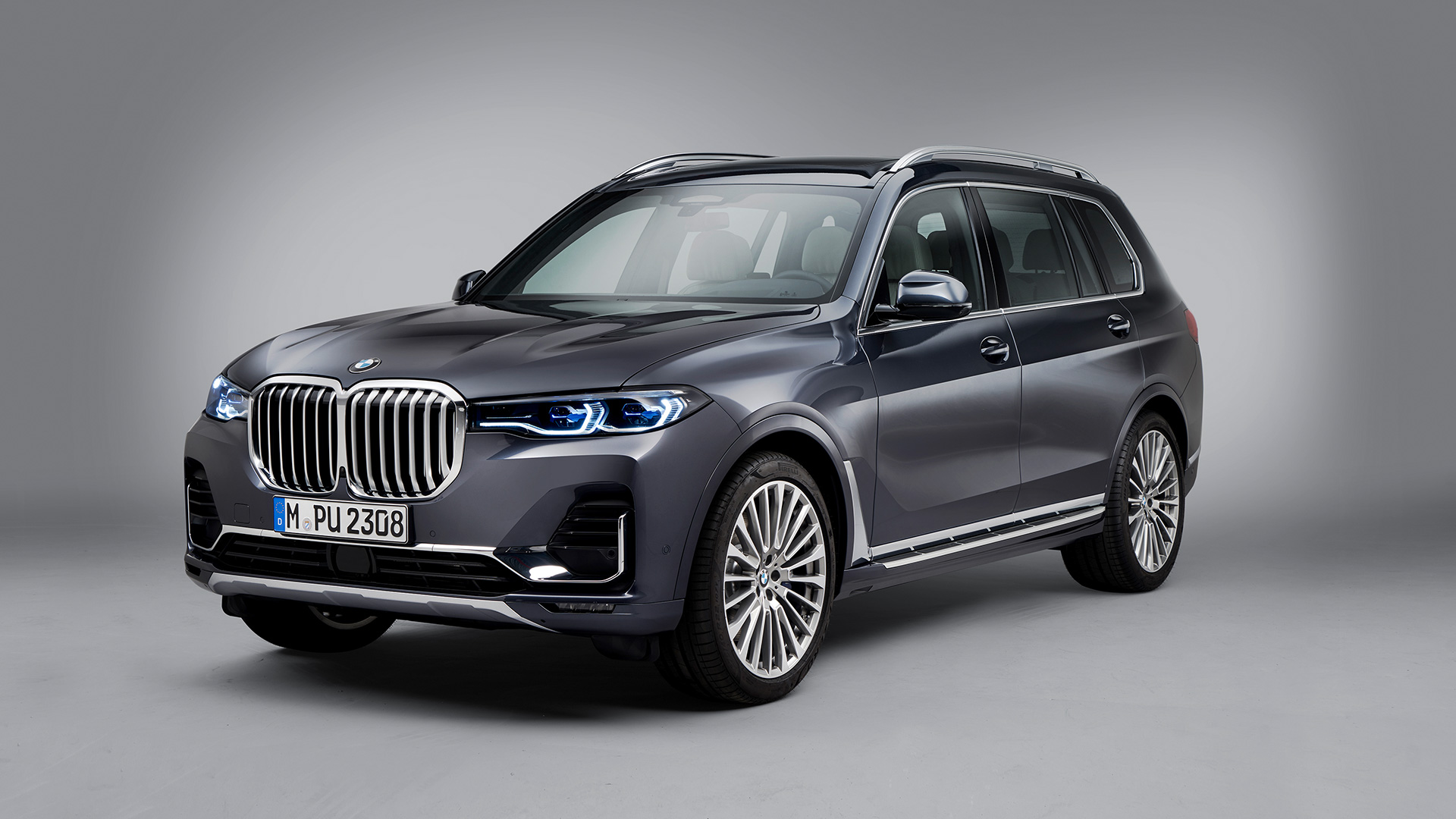 BMW X7 2020 xDrive30d DPE Signature