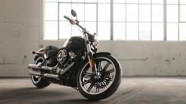 Harley-Davidson Breakout 2018 107