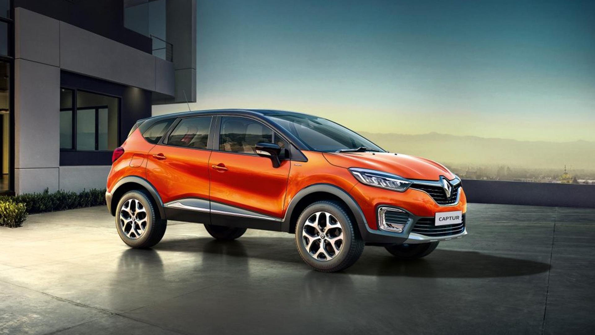 Renault Captur 2019 Diesel RXE