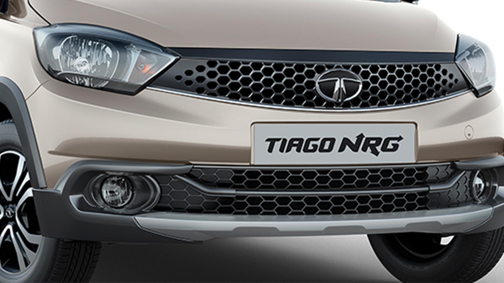Tata Tiago NRG 2019 Revotron AMT Exterior