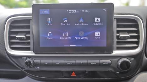 Hyundai Venue 2019 1 0 Turbo GDI DCT SX Plus - Price, Mileage