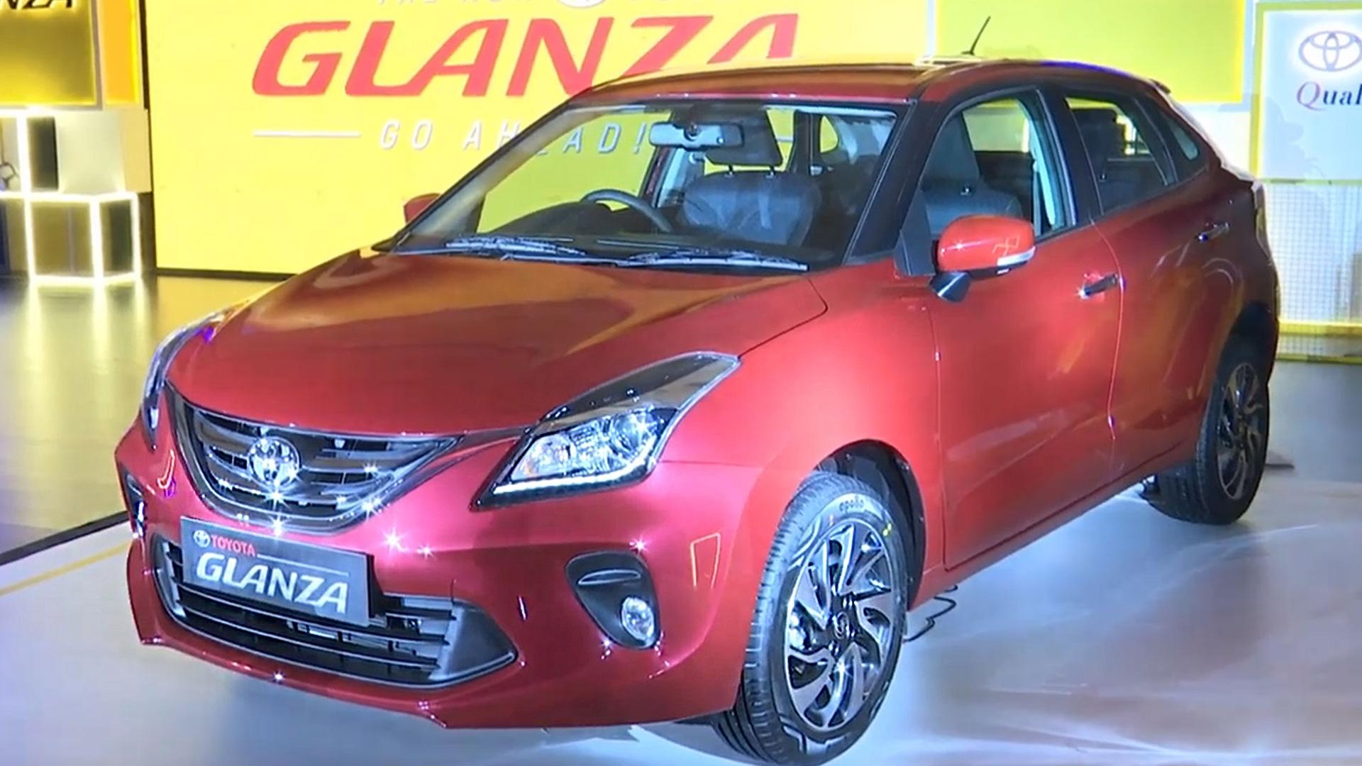 Toyota Glanza 2019 V