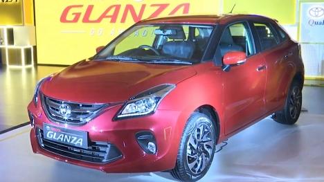 Toyota Glanza 2019