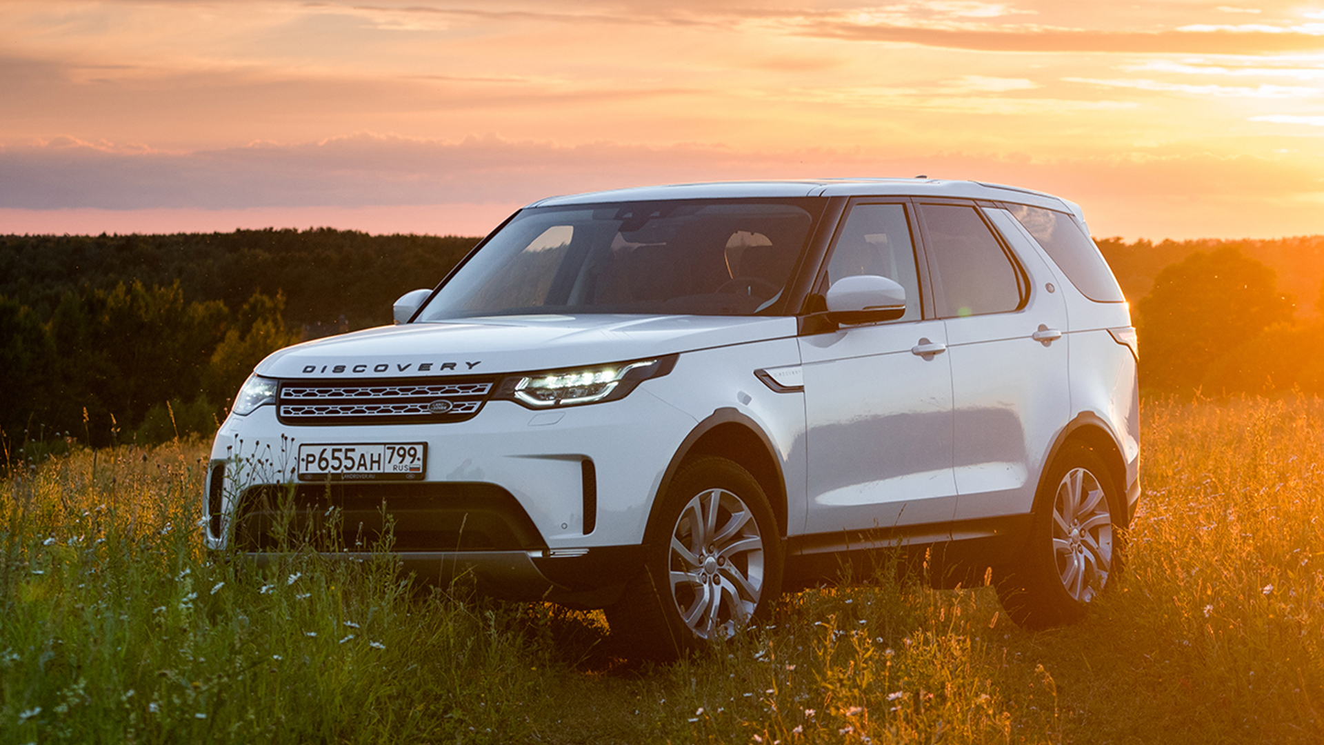 Land Rover Discovery 2019 Petrol SE
