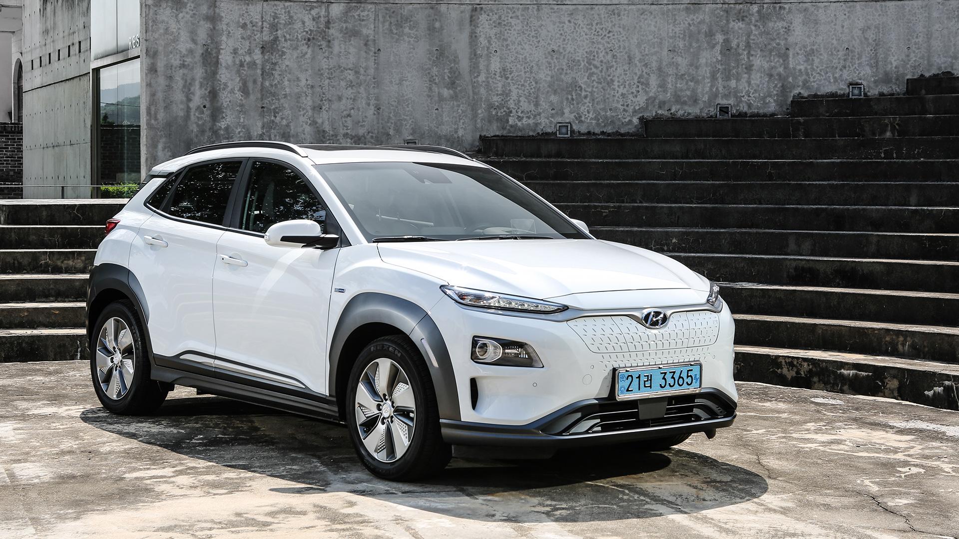 Hyundai Kona 2019 STD