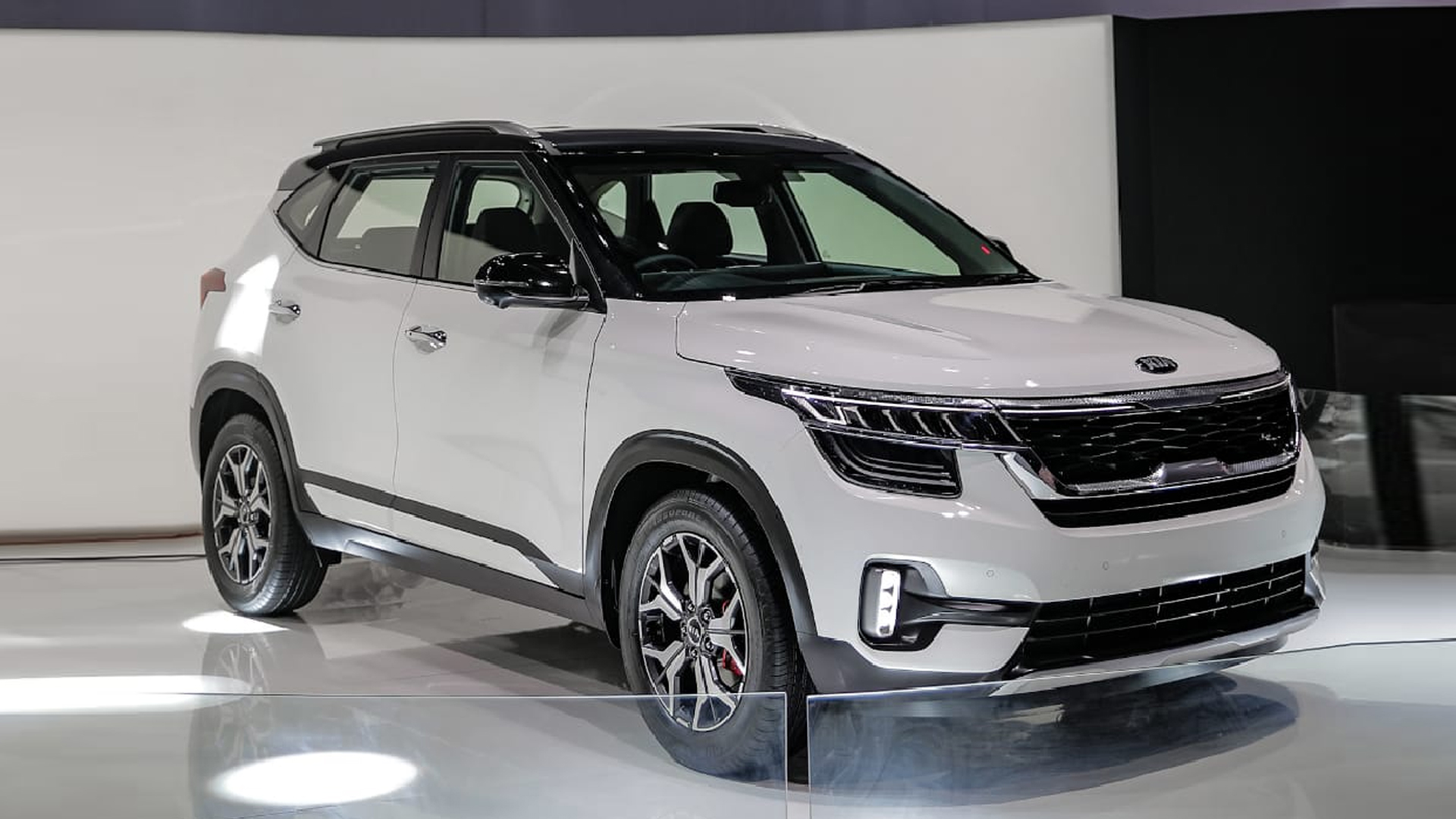 Kia Seltos 2019 HTK Plus AT 1.5 Diesel