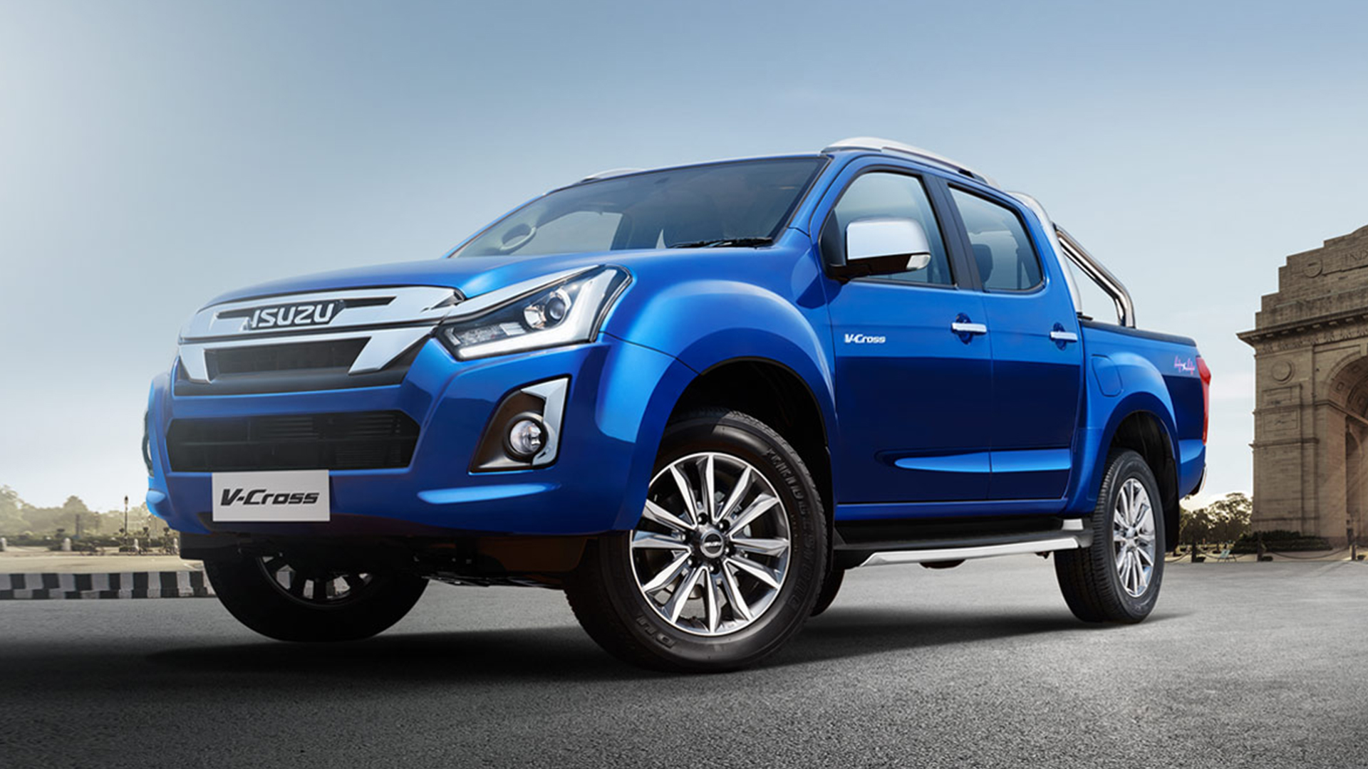 Isuzu D-Max 2019 V-Cross Std