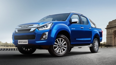 Isuzu D-Max 2019 V-Cross High