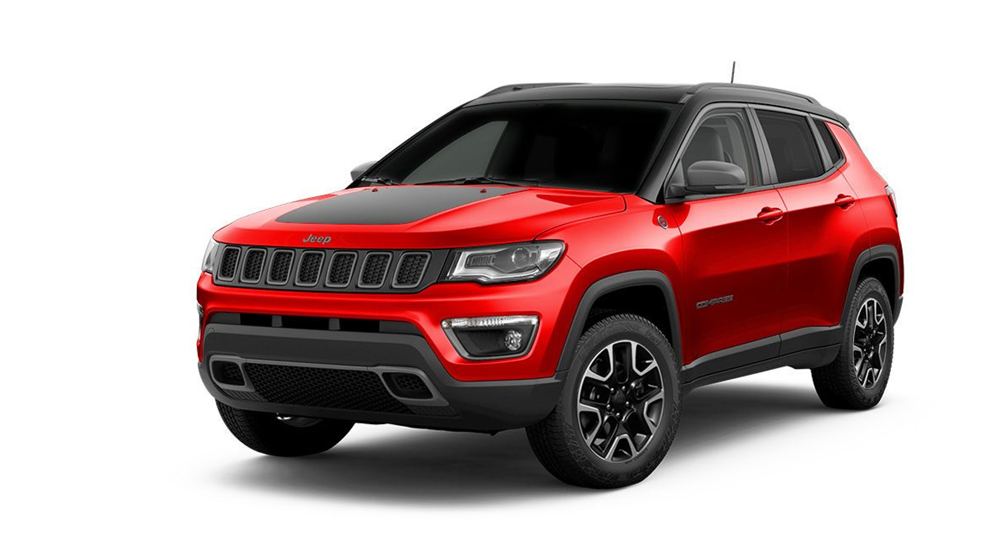 Jeep Compass 2019 Longitude Petrol (O) AT